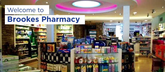 Welcome to Brookes Pharmacy